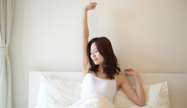 頭痛には質の良い睡眠を!睡眠は頭痛にとって効果的なケア